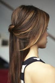 curly hairstyles for long hair half up half updo hair