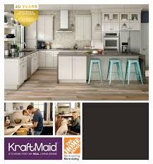 2016 kraftmaid brochure the home depot