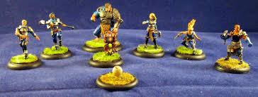 the dead tau project guildball showcase