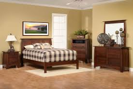 Maple Bedroom Furniture Millcraft The Bordeaux Bedroom With Panel Bed With Low Footboard