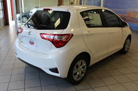 toyota l 2018 toyota yaris 5 door l automatic at wolfchase toyota