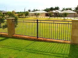 decoration sweet best wooden fences ideas exotic arbor gate