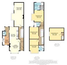 Minton Floor Plan by 4 Bedroom Semi Detached House For Sale In Grappenhall Road