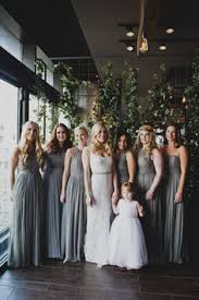 charcoal grey bridesmaid dresses white peonies and floral lace for a classic new orleans wedding