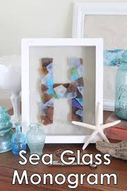 sea glass home decor 24 cute diy home decor ideas with colored glass and sea glass