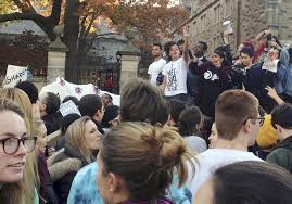 a league of their own halloween costume the tantrums at mizzou and yale reveal more than pc problems la