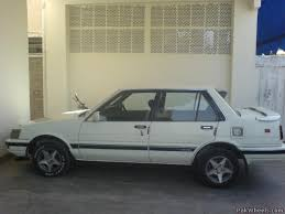 86 Corolla Interior Toyota Corolla 1986 For Sale Cars Pakwheels Forums