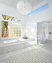 privacy windows bathroom bathroom windows that pull in light and add privacy too