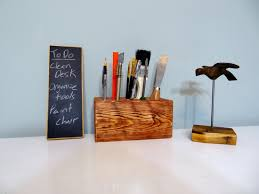 How To Make Desk Organizers by Make A Wooden Desk Organizer Mpfmpf Com Almirah Beds Wardrobes