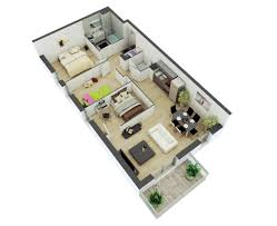 2 bedroom home floor plans 2 bedroom house 3d plans open floor plan collection more