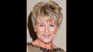 short hairstyles women over 50 2017 youtube