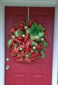 snowman deco mesh wreath make a basic wreath using