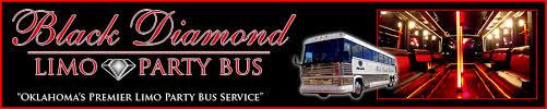 party rentals okc oklahoma city limo party buses 405 227 9968 black diamond party