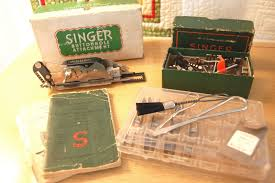 miss sews it all the singer 201 2