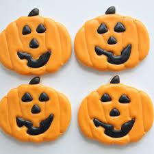 Halloween Pumpkin Sugar Cookies - sugar cookies rebecca cakes u0026 bakes