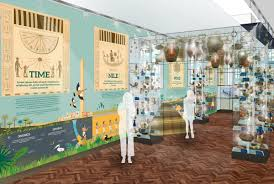 bolton museum unveils exhibition designs for egyptology gallery