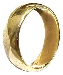tiffany ring bracelet images Tiffany co co vintage 14 karat yellow gold men 39 s band size 9 5 jpg