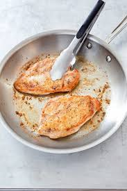 American Test Kitchen Recipes by Recipe Crispy Skinned Chicken With Vinegar Pepper Pan