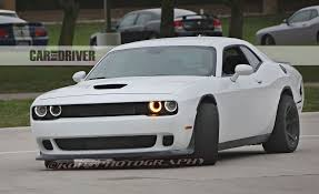 widebody hellcat colors dodge challenger hellcat adr spied with wide tires u2013 news u2013 car
