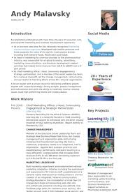 Best Corporate Resume Format Chief Marketing Officer Resume Samples Visualcv Resume Samples