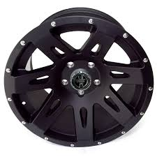 jeep wheels white amazon com rugged ridge 15301 01 xhd black satin wheel for select
