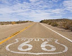 map us highway route 66 route 66 museum in oklahoma will keep alive the spirit of usa s