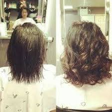 beach wave perm on short hair image result for body wave perm before and after pictures hair and