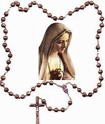 chaplet of the holy rosary holy pncc