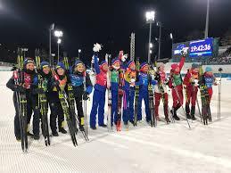 saturday olympic rundown norway tops women u0027s relay u s 5th