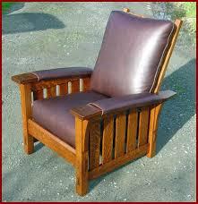 Mission Oak Rocking Chair Voorhees Craftsman Mission Oak Furniture Gustav Stickley Style