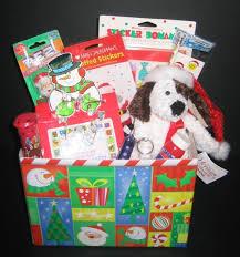 gift baskets for kids christmas gift basket for kids