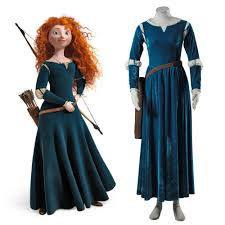 victorian halloween costumes women aliexpress com buy brave merida costume cartoon character