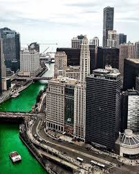 why is chicago river green on st patrick u0027s day u2014 everything to