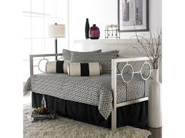 Twin Bed Frame With Trundle Pop Up Fashion Bed Group Daybeds Twin Astoria Complete Metal Daybed With
