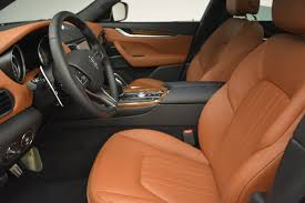orange maserati 2017 maserati levante s stock m1690 for sale near greenwich ct