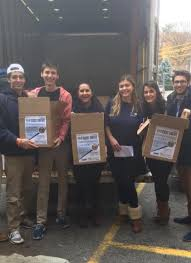 bronxville high school to host thanksgiving food drive bronxville