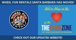 bike rentals beach rentals bike tours in santa barbara