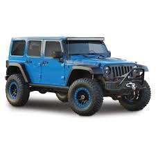 2011 jeep wrangler fender flares mopar 77072342ab wrangler jk fender flare high top kit 2007 2018 4