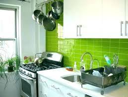 green tile kitchen backsplash green kitchen backsplash whitekitchencabinets org