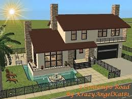 sims 2 easy house plans house plans