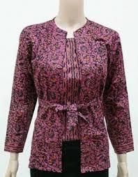 model baju atasan untuk orang gemuk 2015 model baju dan model baju atasan batik lengan panjang yang tren dan jual blus batik