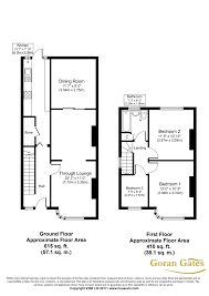 lynnewood hall floor plan 3 bedroom end terrace for sale in lynwood close harrow ha2