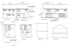 property for sale plot for 720 ft2 approx new build to side of