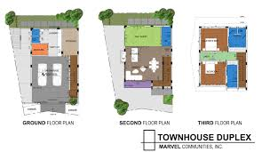 Duplex House Plans Designs 2 Story Duplex House Plans Philippines