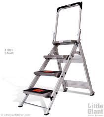 little giant safety step ladder stepladders step stools