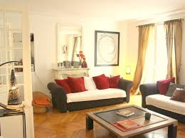 Dark Brown Sofa by Apartment Calm Modern Living Room Design Ideas With Brown Sofa