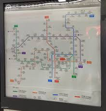 Shenzhen Metro Map In English by Urbanrail Net U003e Asia U003e China U003e Shenzhen Subway