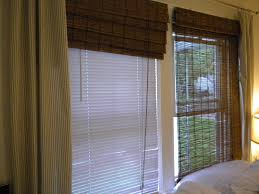 charming bamboo window blinds home depot for your badroom decor