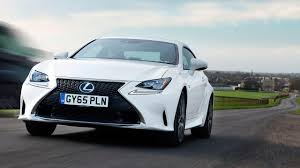 lexus rc 2016 lexus rc first drive review auto trader uk