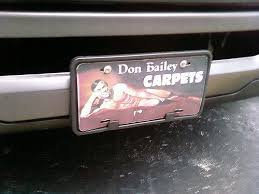 Don Bailey Carpets License Plate Flickr Photo Sharing Don Bailey - Don bailey flooring